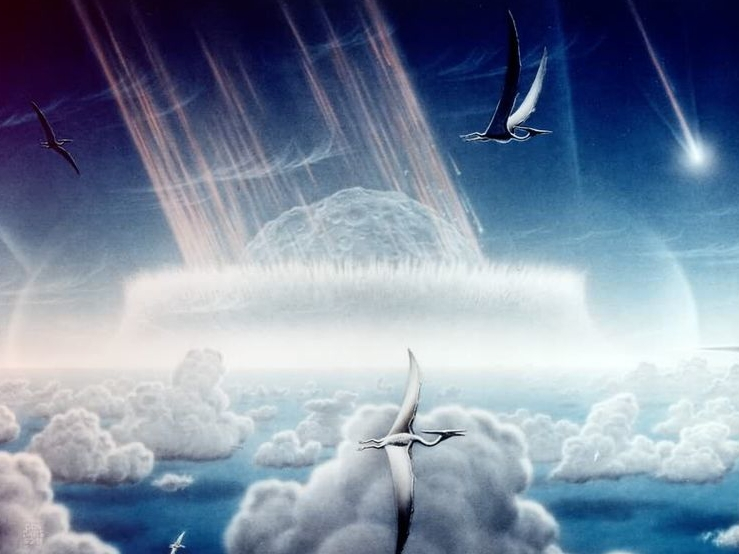 Artist's impression by Donald E. Davis, courtesy of NASA, public domain